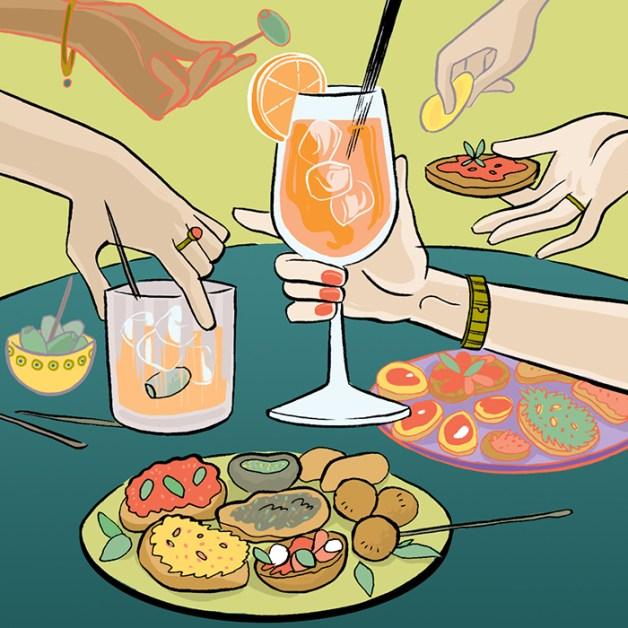 Comida y bebida en Bogotá