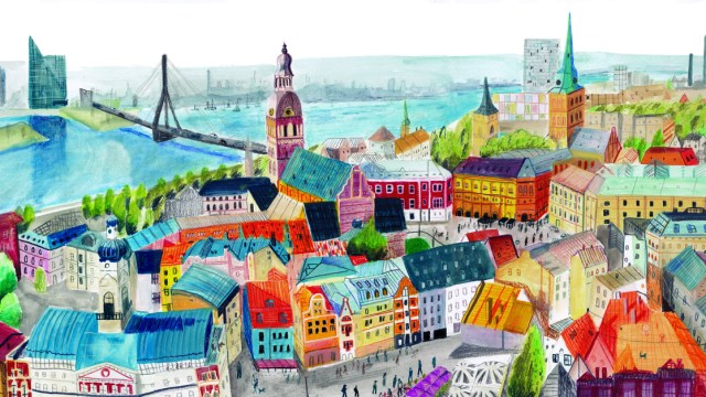 Verborgene Schätze in Riga: Was du unbedingt erleben musst