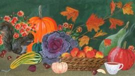 Die 13 schönsten Herbstwörter