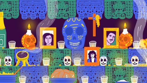 A tradição do Día de Muertos: o altar e mais 14 coisas que não podem faltar