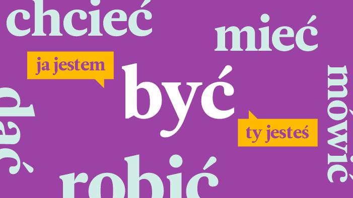 Los 20 verbos más comunes en polaco