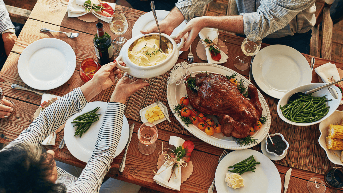 Linguistic Thanksgiving: The Stories Behind Your Favorite Holiday Foods