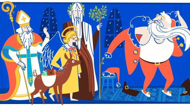 Como surgiu o Papai Noel? Uma história através dos tempos
