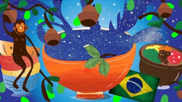 O que é cumbuca? Conheça a história dessa velha companheira dos lares brasileiros