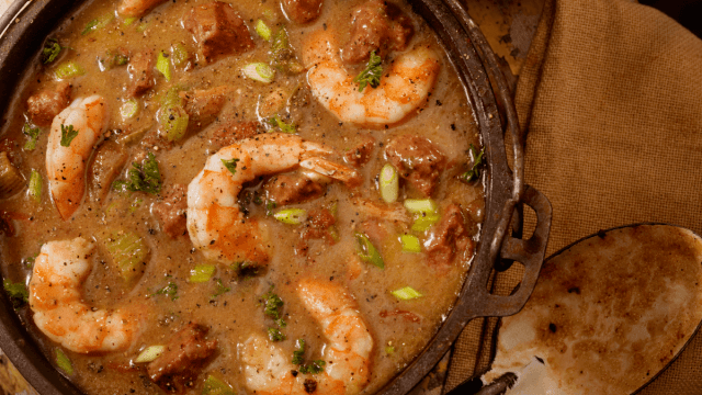 The Linguistic Origins Of New Orleans Food