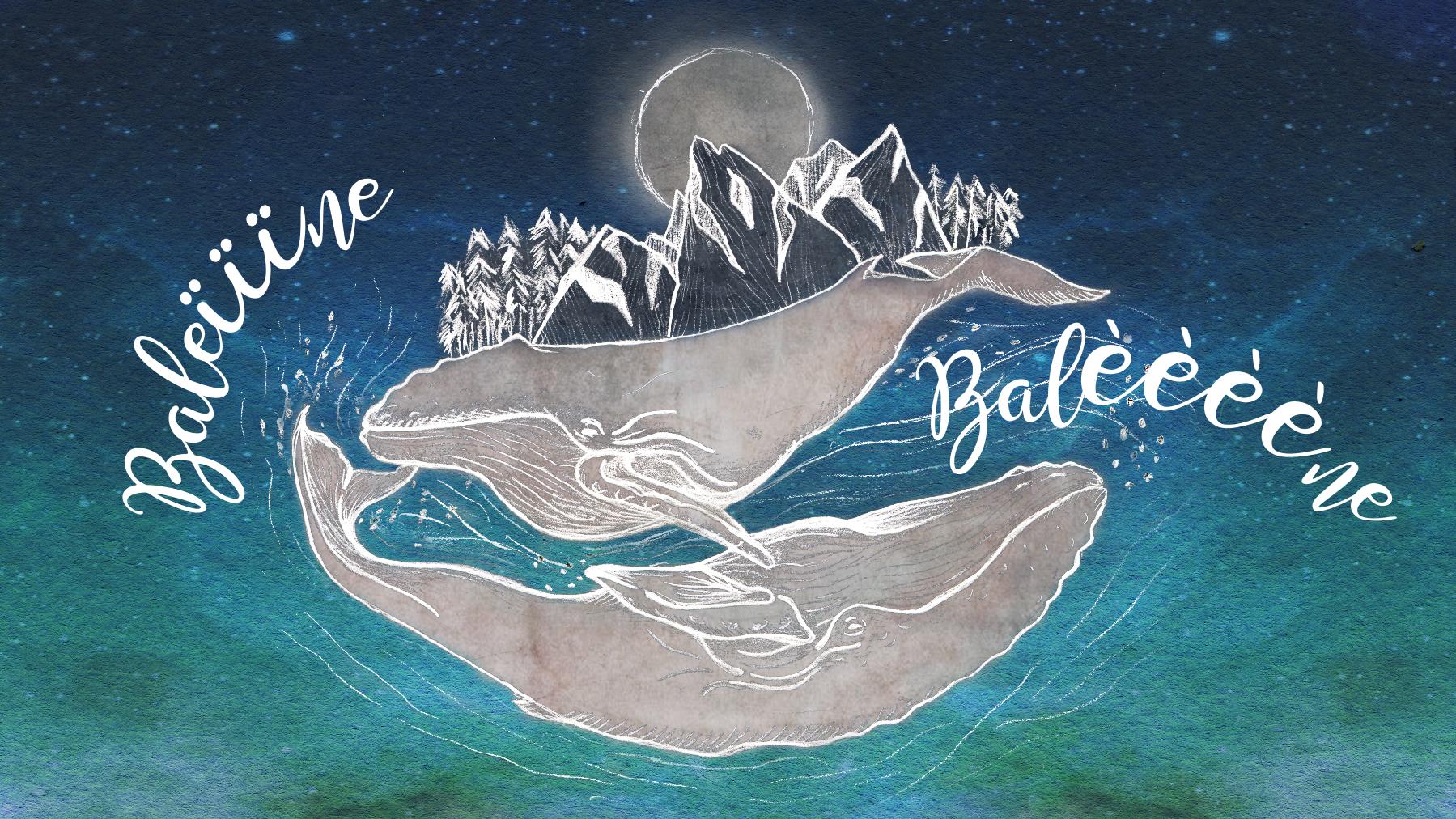 Au Québéc, le mot baleine se prononce bien différemment selon la région où l'on se trouve