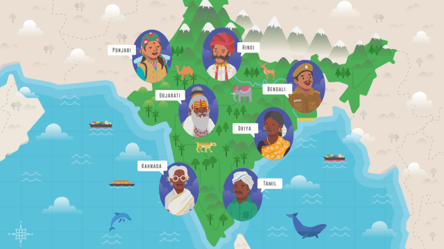 Which Languages Are Spoken In India?