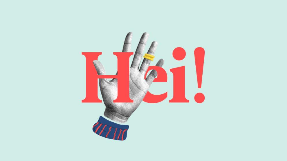 """Cómo decir """"hola"""" en noruego"""