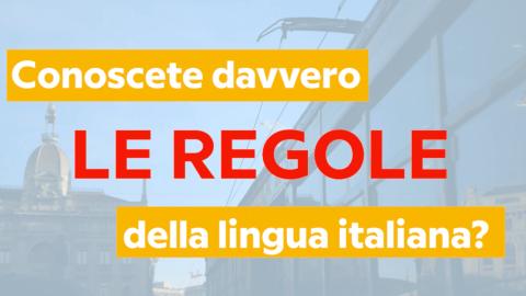 Noi italiani madrelingua saremmo in grado di superare il test linguistico previsto per l'ottenimento della cittadinanza?