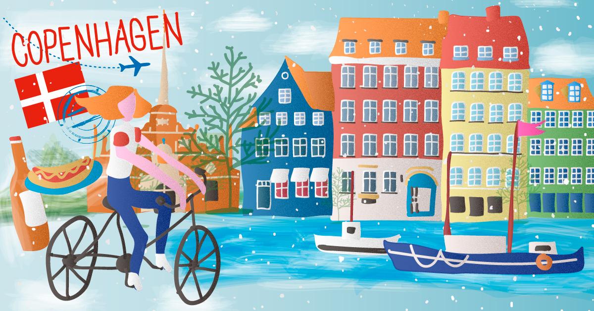Copenhagen y la calidad de vida europea