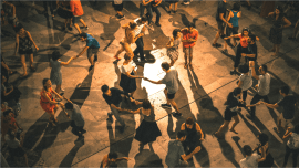 The Linguistic History Of Dance Moves Around The World