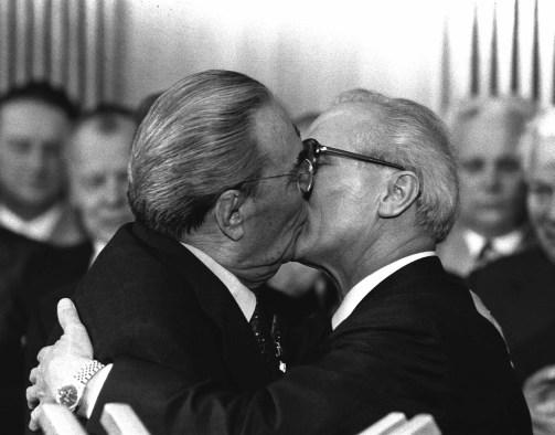 beijo socialista