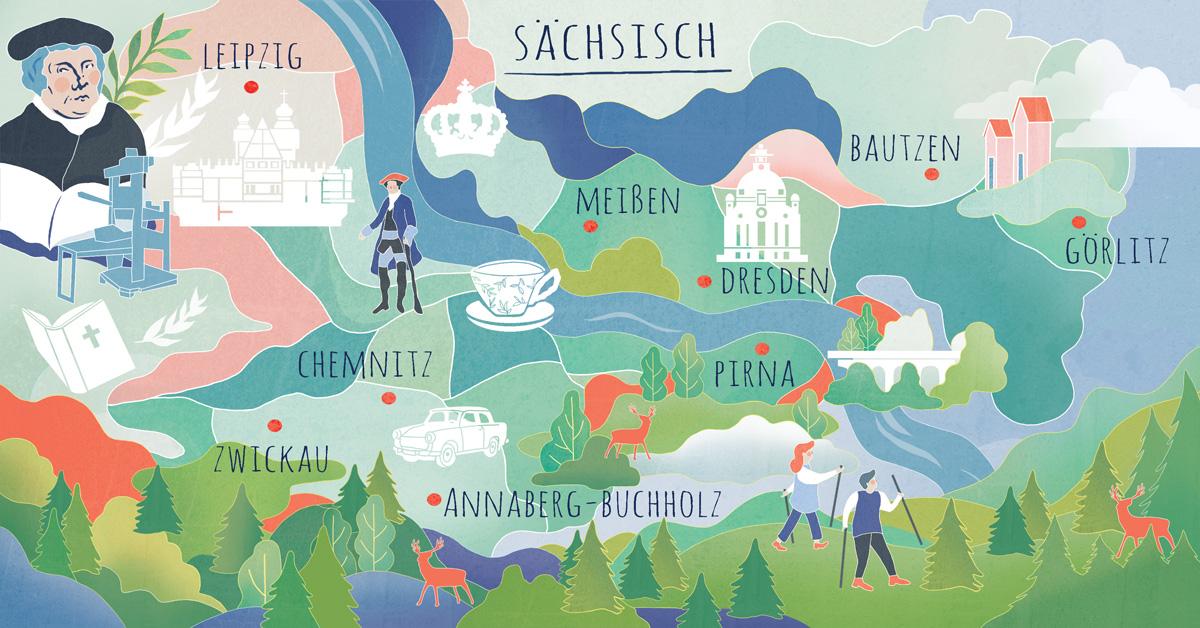 Ist Sächsisch wirklich der schlimmste deutsche Dialekt?