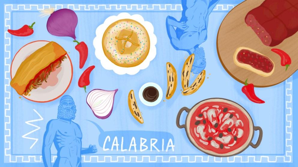 11 specialità della tradizione culinaria calabrese