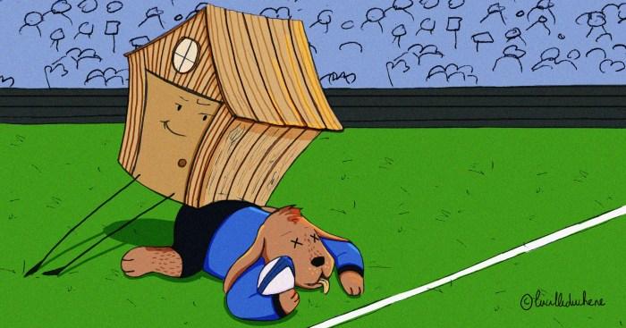 Espressioni francesi del rugby