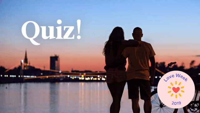 Quiz: Which Country Best Matches Your Flirting Style?