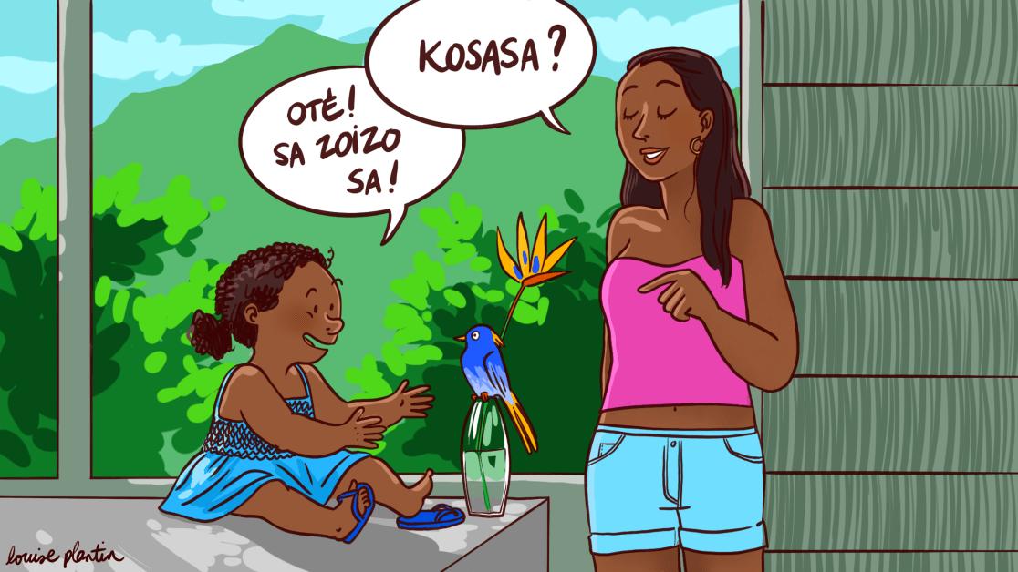 Le créole réunionnais est enseigné dans les écoles de la Réunion depuis 2014