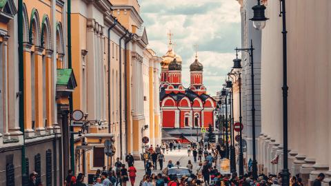 Russische Städte und ihre Geschichten