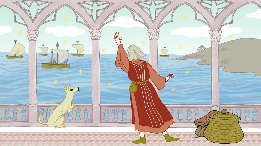 Il giro del mondo dei pidgin: Sabir