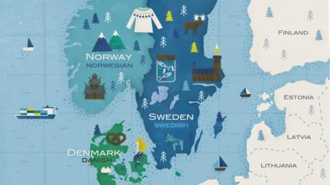 Les langues scandinaves : trois pour le prix d'une ?