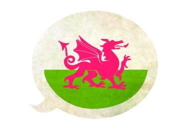 Le dragon est l'emblême du Pays de Galles et du gallois