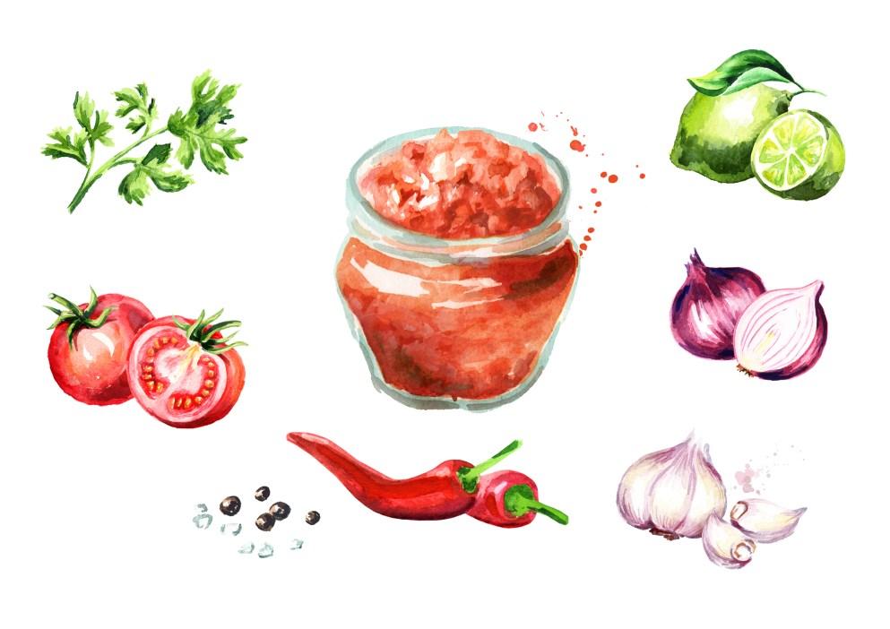 La guía maestra de las salsas mexicanas (con picómetro incluido)