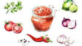 La guía maestra de las salsas mexicanas (con picómetro incluído)