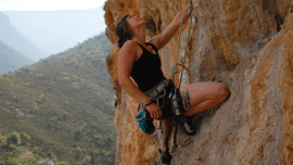 Learning the Ropes: A Dutch Rock Climber's Language Journeys