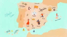 Como estudar frases básicas em espanhol antes de suas férias