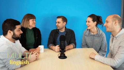 Multilinguish Episode 5: Sexiest Accents