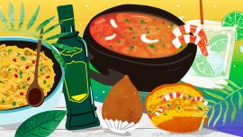Vai um acarajé aí? Uma breve história da culinária brasileira
