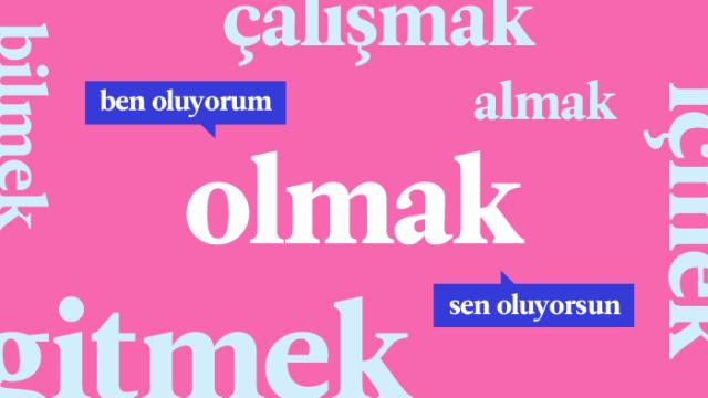 La conjugaison en turc – les 20 verbes les plus utiles