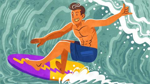 Dónde surfear en México