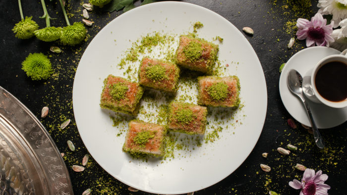 Turkish Recipes: Baklava and Turkish Coffee