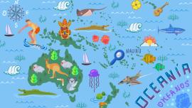 ¿Cuál es el continente más pequeño del mundo?