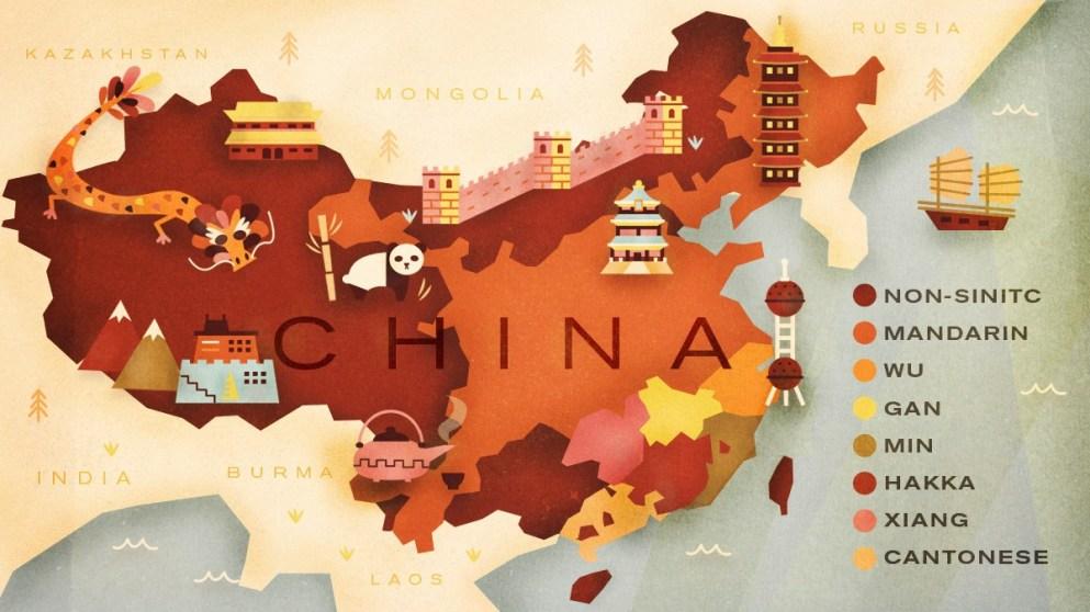 Qué idiomas se hablan en China?