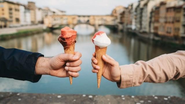 Gelato et cornets vanille-fraise : notre guide de la glace italienne traditionnelle