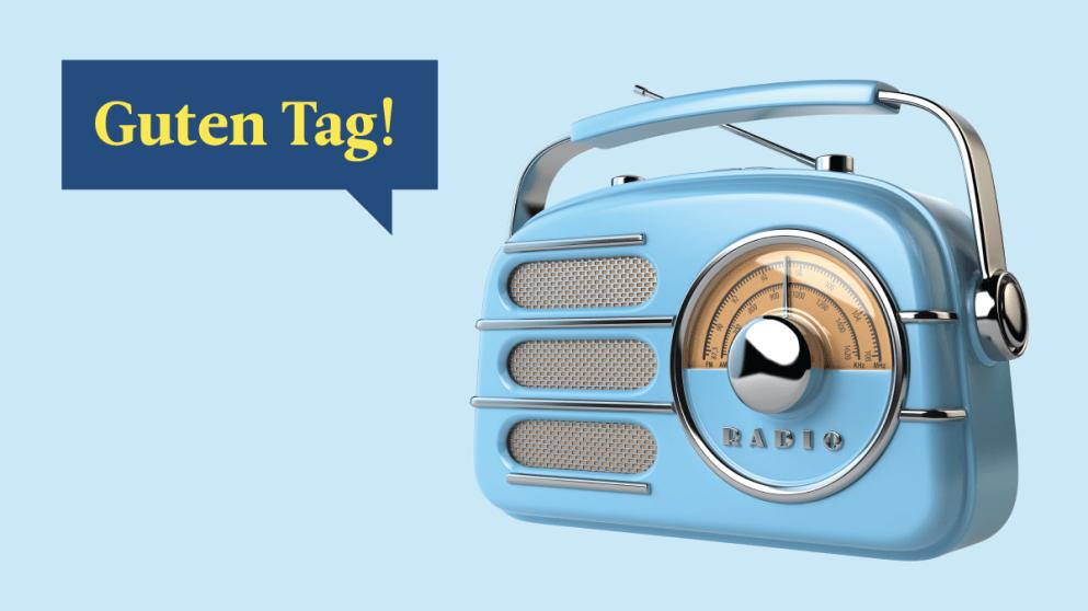 Radio niemieckie: czego słuchać, żeby nauczyć się języka?