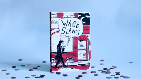 Introducing Daria Bogdanska's 'Wage Slaves'
