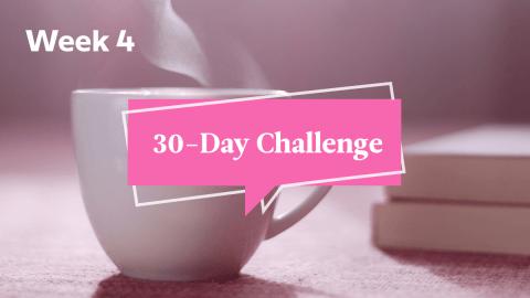 Babbel 30-Day Challenge Week 4: Speaking