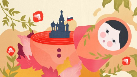 10 mots russes impossibles à traduire!