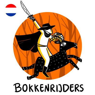 Bokkenrijders - der niederländische Butzemann