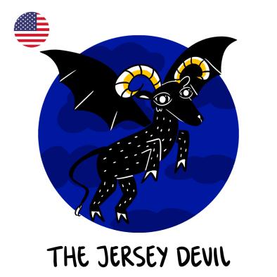 Jersey-Devil - der amerikanische Butzemann
