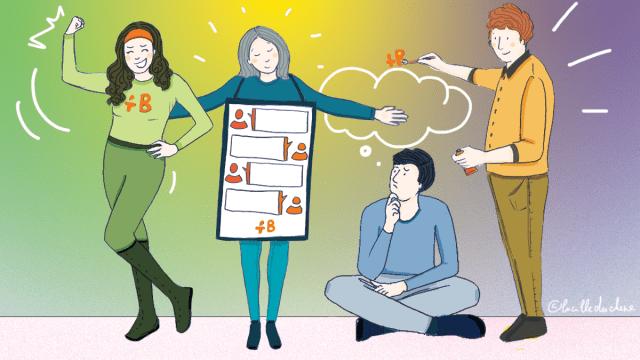 Apprendre une langue grâce au test de personnalité MBTI