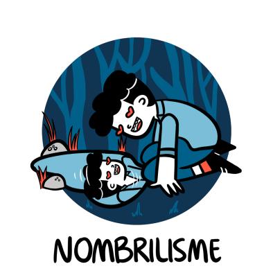 9 französische Lieblingswörter–Nombrilisme