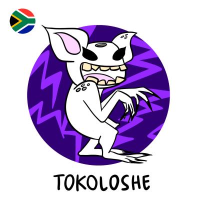 Tokoloshe - der süd-afrikanische Butzemann