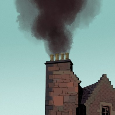 Oby twój komin długo dymił