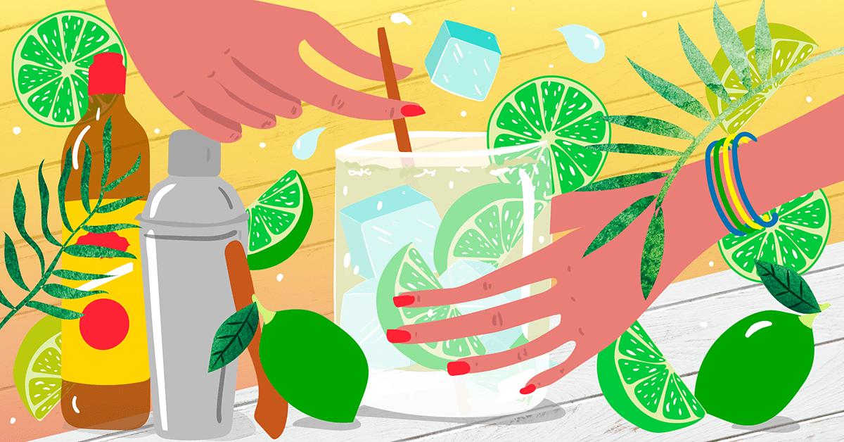 Veganismo en México: bebidas