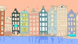 Ein Wochenende in Amsterdam: Entdecke die Grachtenstadt