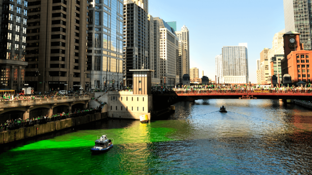 The 10 Most Unusual St. Patrick's Day Traditions Around The World